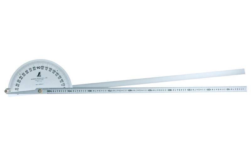 プロトラクター  №1000  シルバー  φ320  竿目盛1m  2本竿