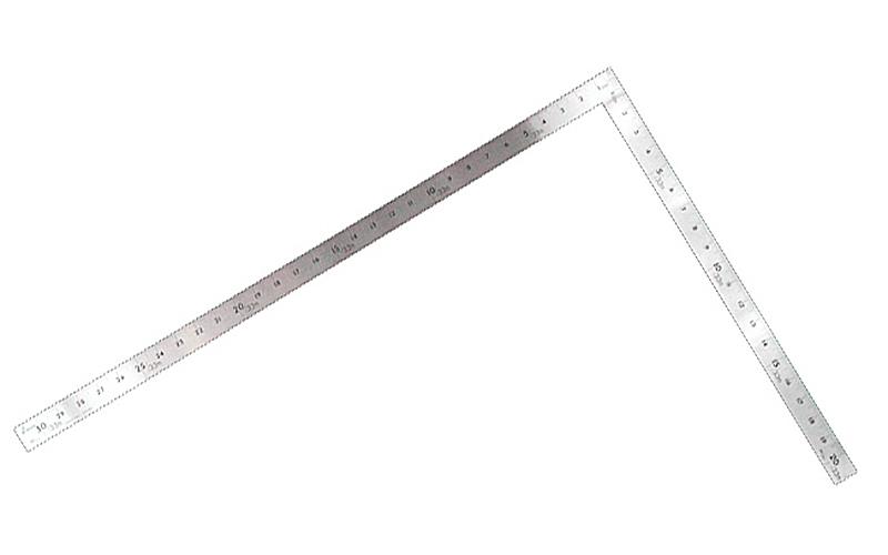 曲尺大金普及型  ステン  3尺3寸×2尺  表裏同目