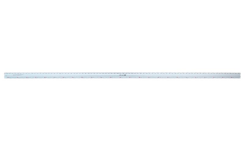 アルミカッター定規  カット師  2.5m  併用目盛