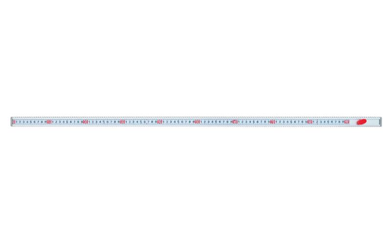 3倍尺  のび助  両方向式  B  280㎝  メートル目盛