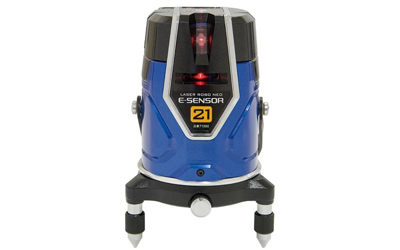 レーザーロボ  Neo  E  Sensor  21  縦・横・地墨
