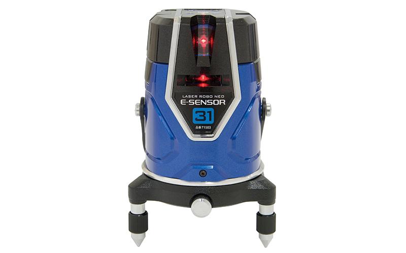 レーザーロボ  Neo  E  Sensor  31  縦・横・大矩・地墨