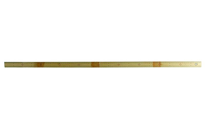 竹製ものさし  1m  ハトメ付