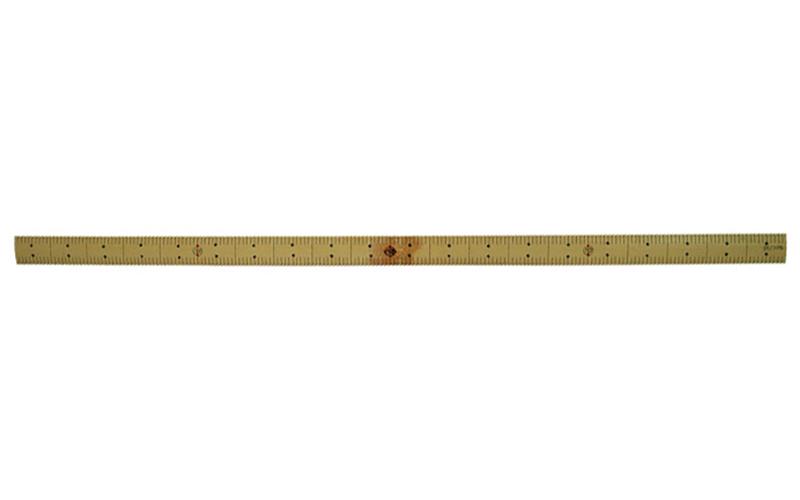 竹製ものさし  かね2尺