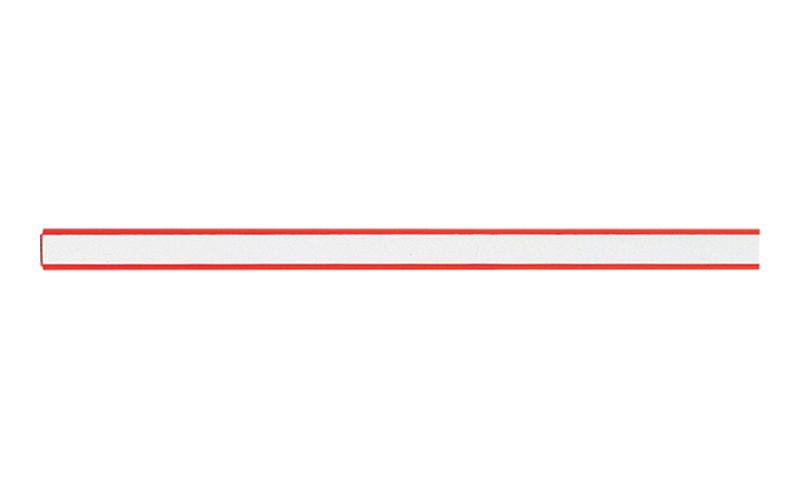 マグネットバー  25㎝  赤