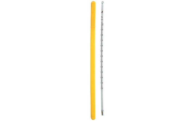 棒状温度計  I  水銀  -20~105℃  30㎝