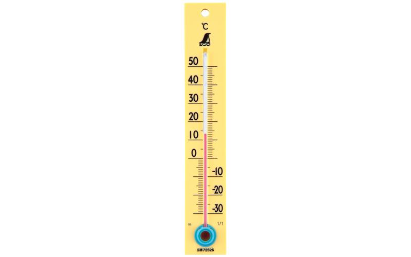 温度計  C-2  並板  イエロー