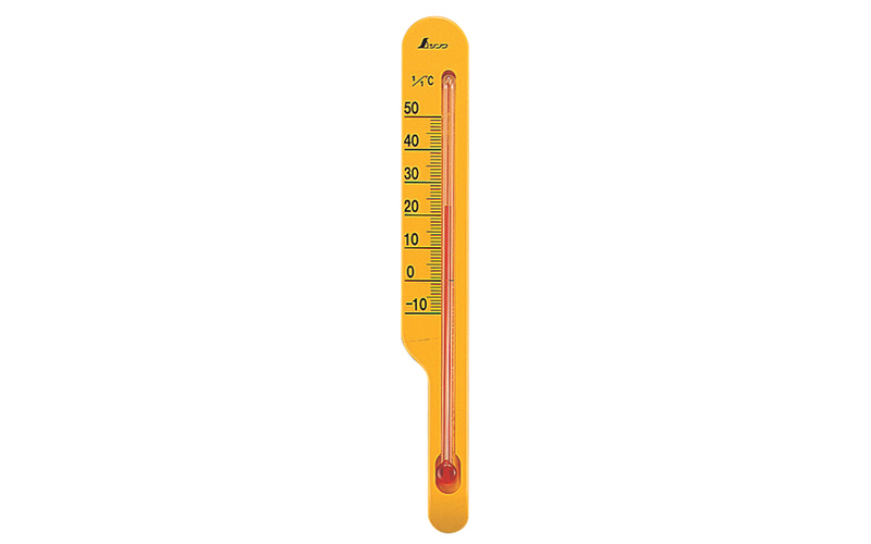 地温計  O-2  イエロー