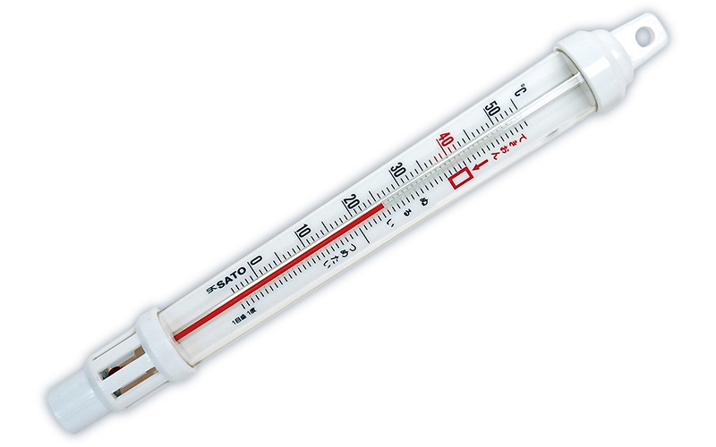 風呂用温度計  B-3  ウキ型