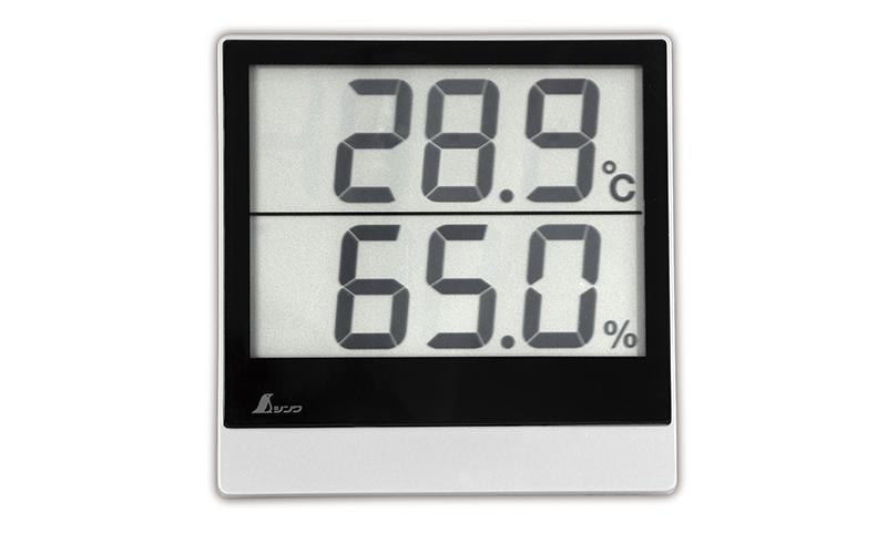 デジタル温湿度計  Smart  A