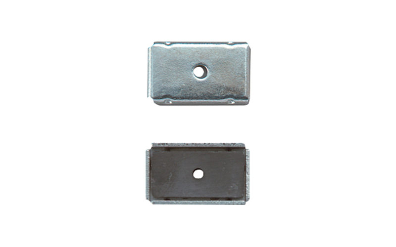マグチップ  ヨーク付  角型  E-1  13×22㎜  2ヶ入