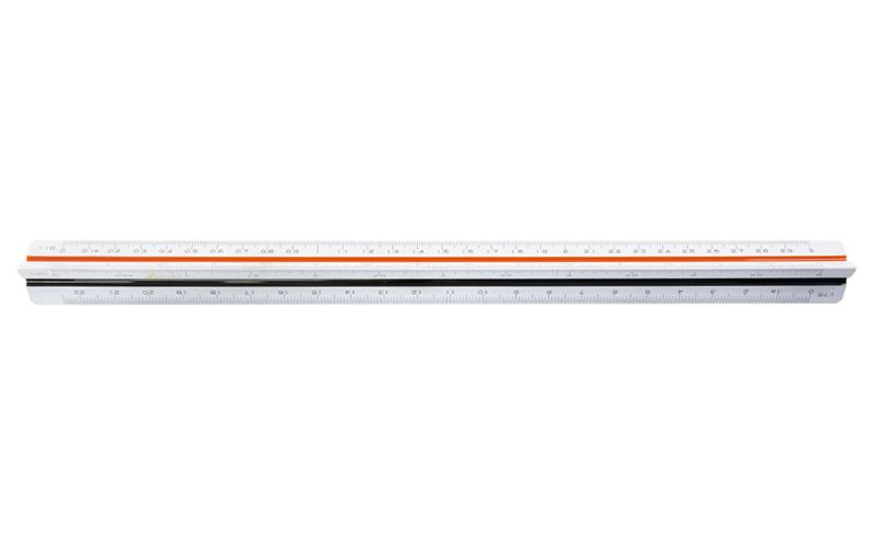 三角スケール  E-30  30㎝  造船用