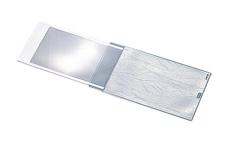 ルーペ  U-4  シートレンズ  2倍  手帳サイズ