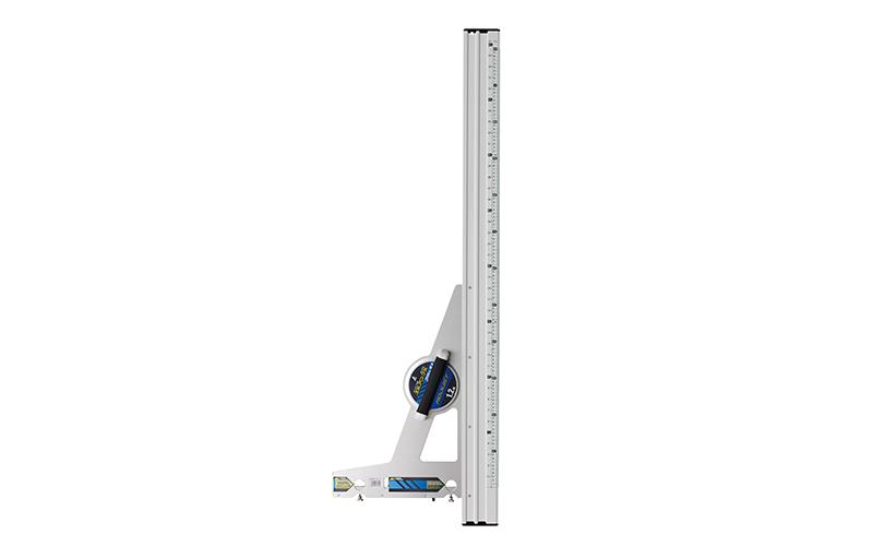 丸ノコガイド定規  エルアングル  アジャスト1.2m併用目盛角度調整付