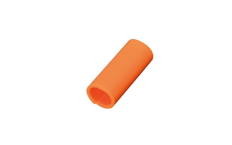 鉄筋カラーマーカー  オレンジ  10ヶ入