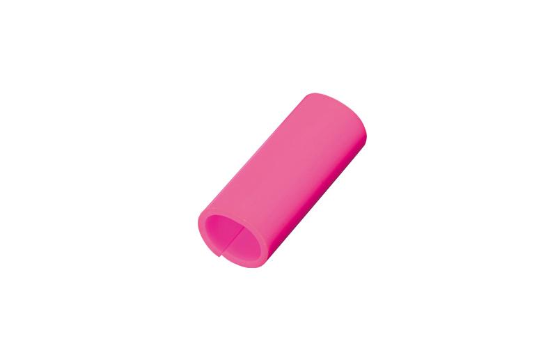 鉄筋カラーマーカー  ピンク  10ヶ入