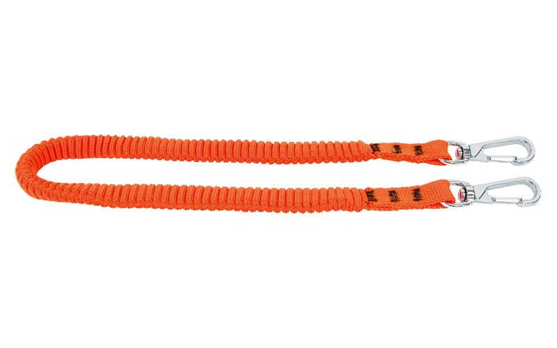 安全布製コード  B  オレンジ