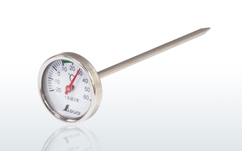 温度計 丸T字型