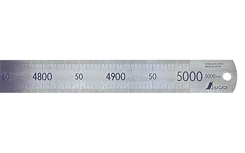 直尺  ステン  5m