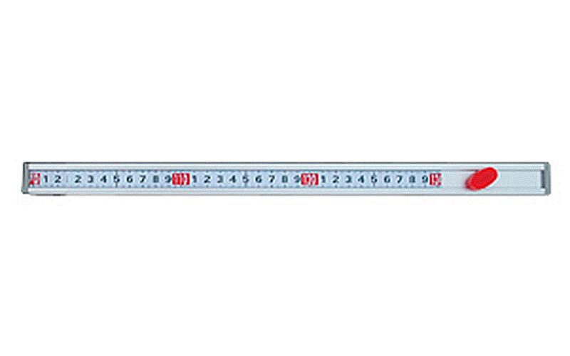 3倍尺  のび助  両方向式  A  95㎝  メートル目盛