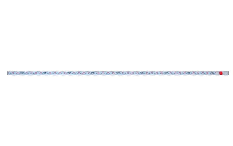 3倍尺  のび助  両方向式  D13尺5寸  併用目盛