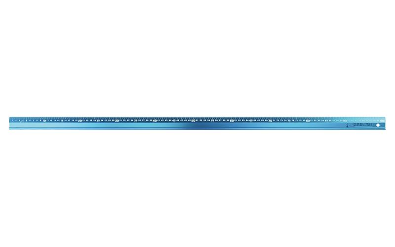 アルミ直尺  アル助  1m  シャイニングブルー