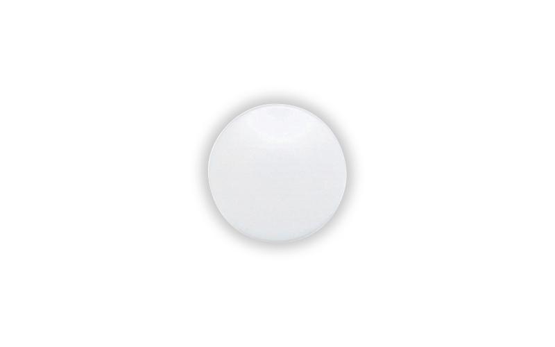 カラーマグネット  φ40  白  10ヶ入  ビニ袋入