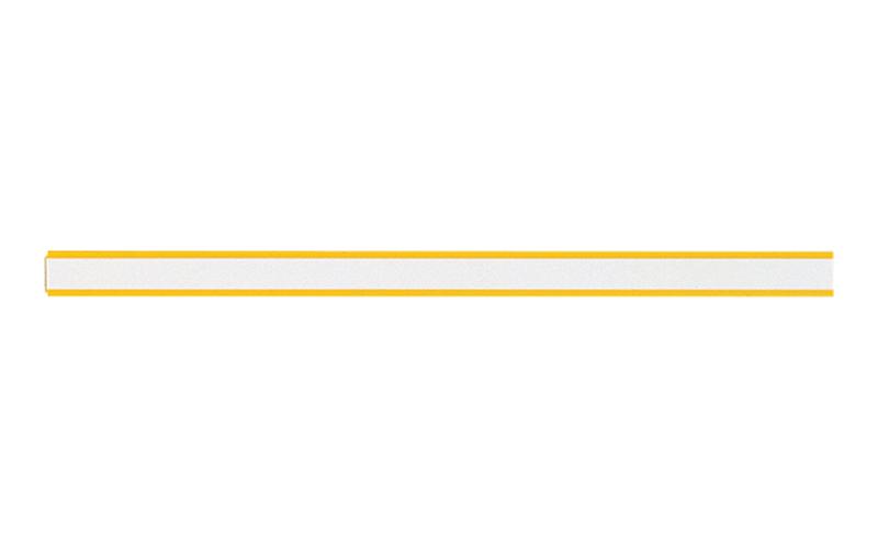 マグネットバー  25㎝  黄