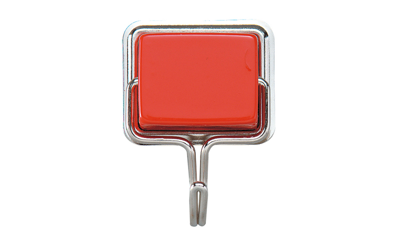 マグネットハンガー  角型  B  赤