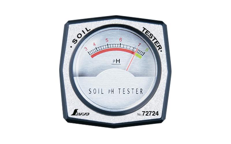 土壌酸度(pH)計  A