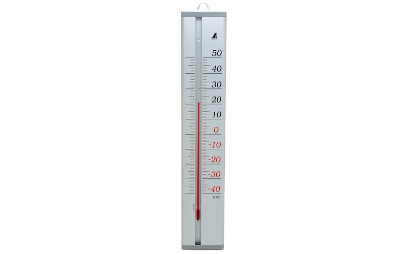 温度計  アルミ製  45㎝