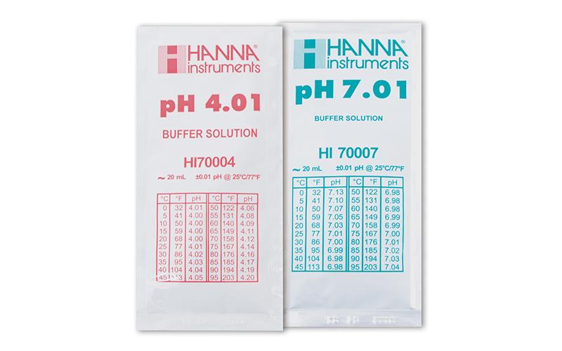標準液  酸校正用  (pH4.01、pH7.01)  3組入