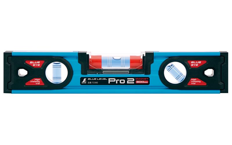 ブルーレベル  Pro  2  300㎜  マグネット付