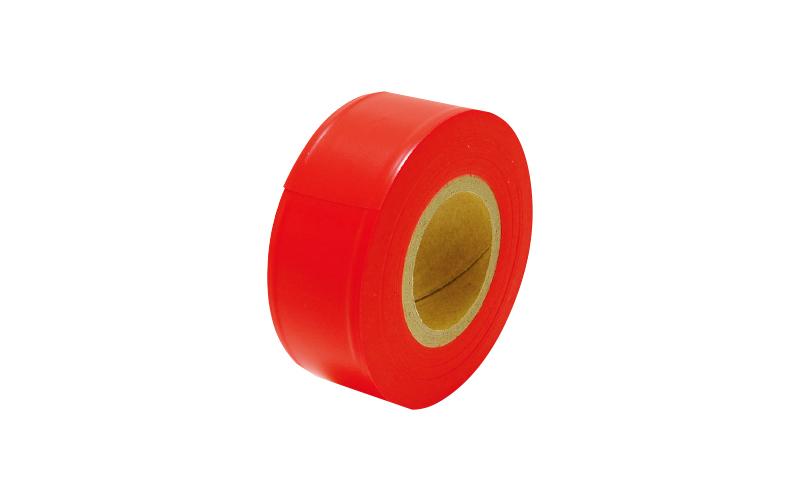 マーキングテープ  30㎜×50m  蛍光オレンジ