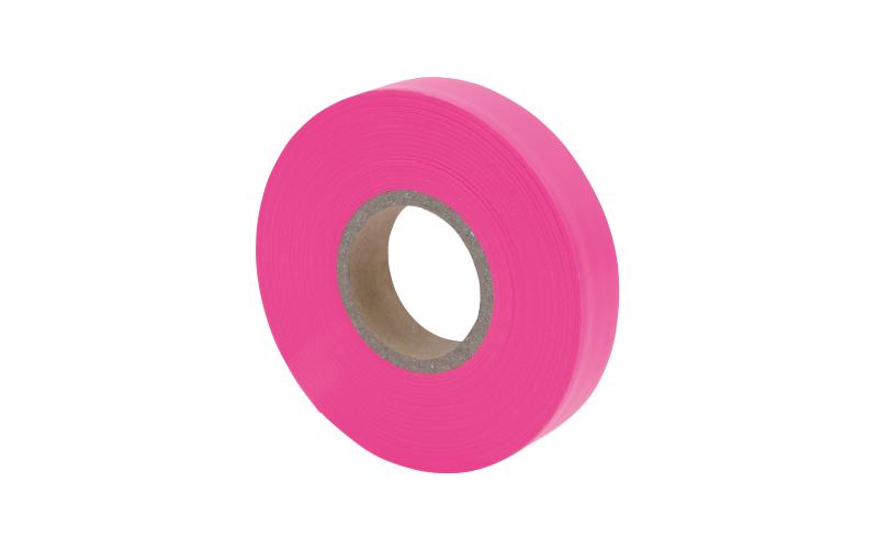 マーキングテープ  15㎜×50m蛍光ピンク