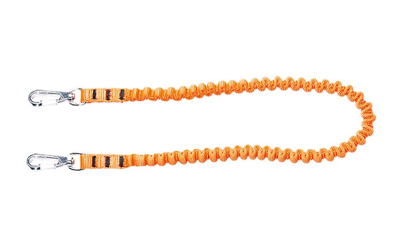 安全布製コード  2  B  オレンジ