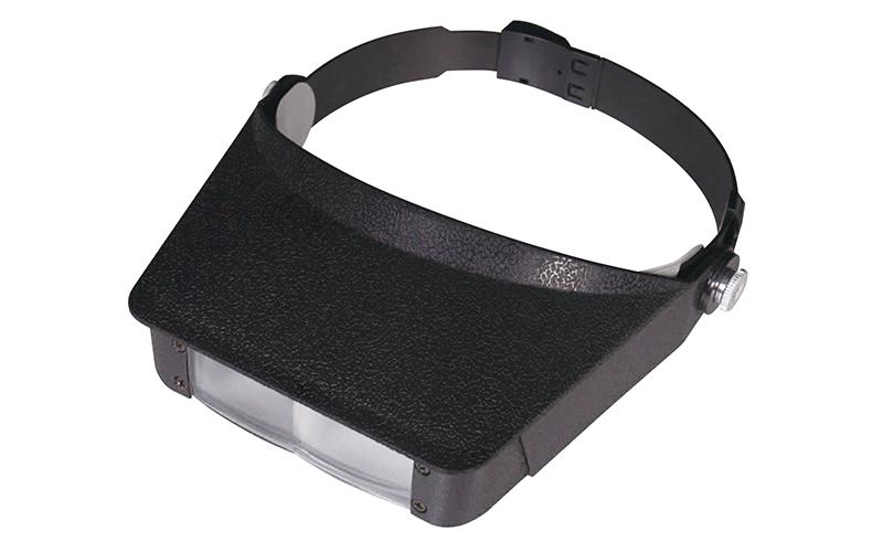 ルーペ  W-4  双眼ヘッドルーペ  2.2・3.3倍