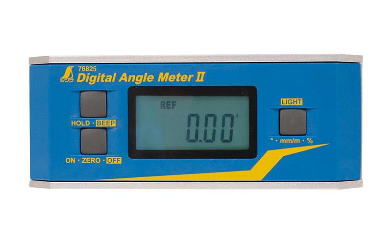 デジタルアングルメーター  Ⅱ  防塵防水