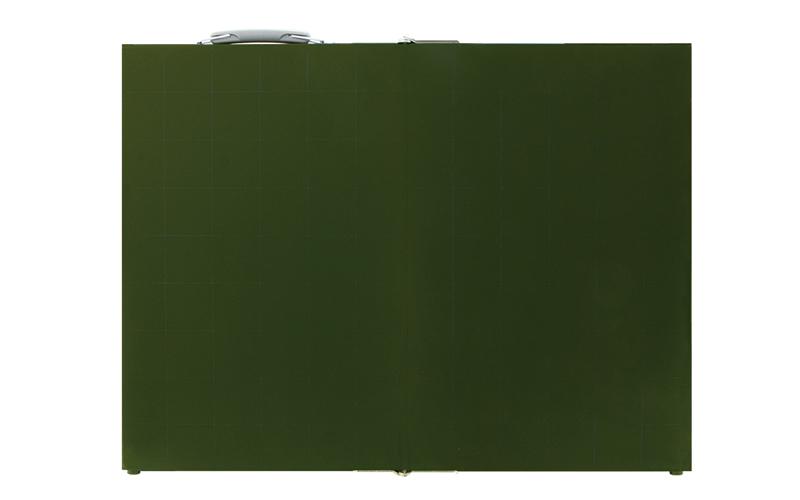 黒板  木製  折畳式  OA  45×60㎝  無地