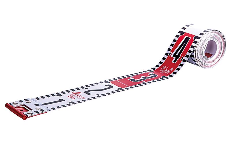 ロッドテープ  ガラス繊維製  5m巾60㎜  JIS
