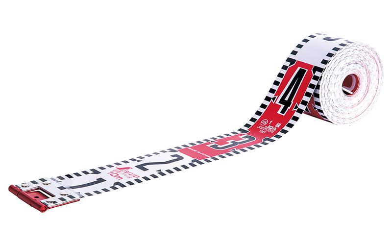 ロッドテープ  ガラス繊維製  10m巾60㎜  JIS