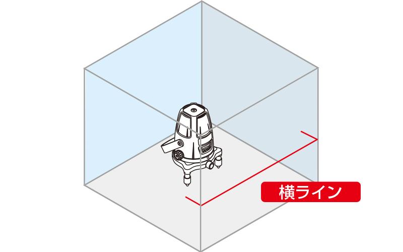 レーザーロボ  Neo  01  BRIGHT  横