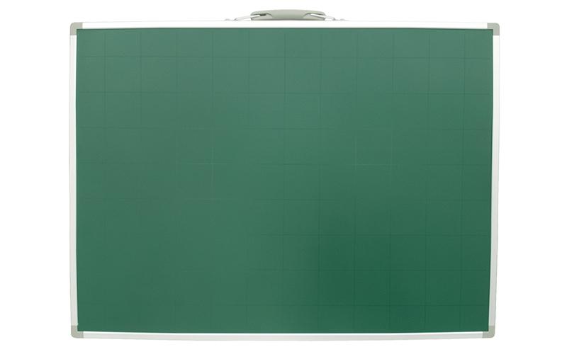 黒板  スチール製  SA  45×60㎝  無地  横