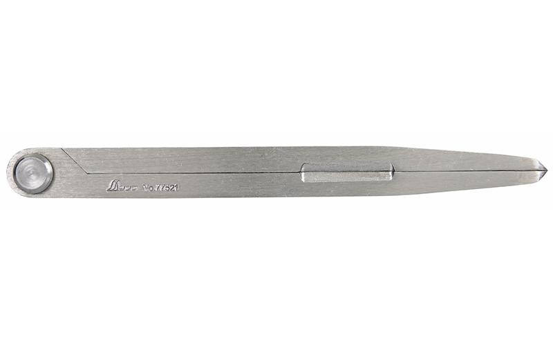 鋼製コンパス  B-2  20㎝  超硬チップ付