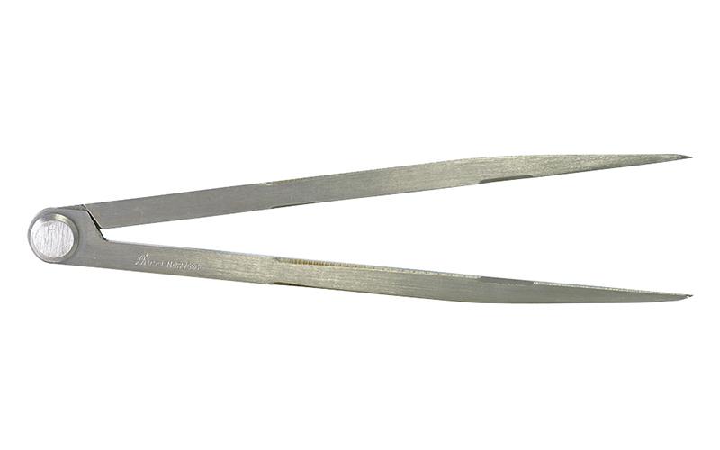 鋼製コンパス  D  25㎝