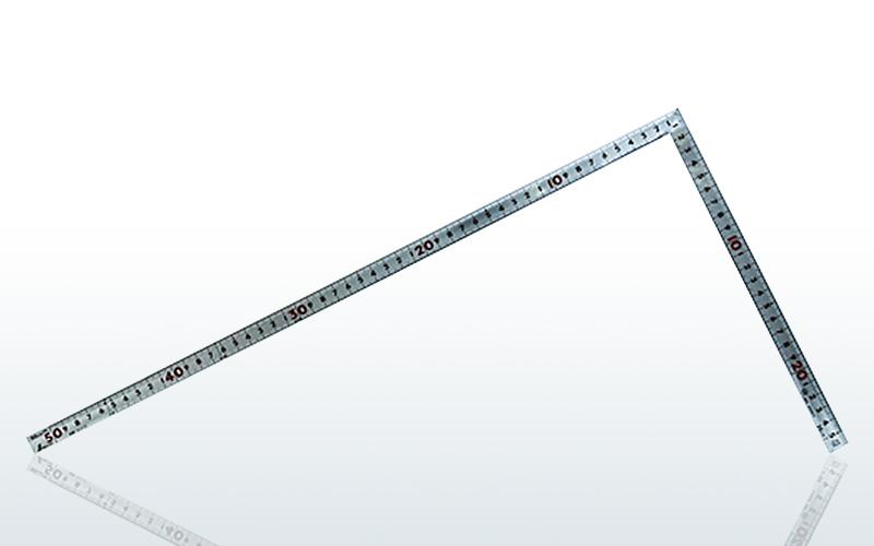 曲尺 角厚 シルバー 重宝