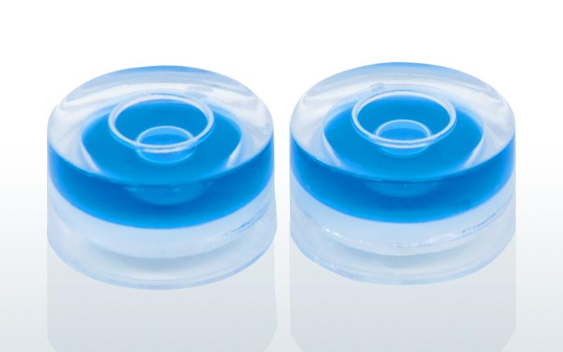 丸型気泡管