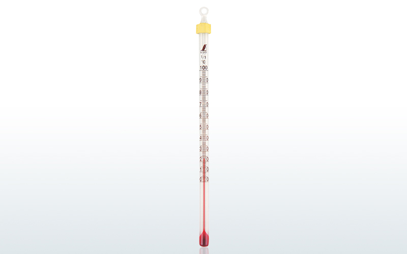 棒状温度計