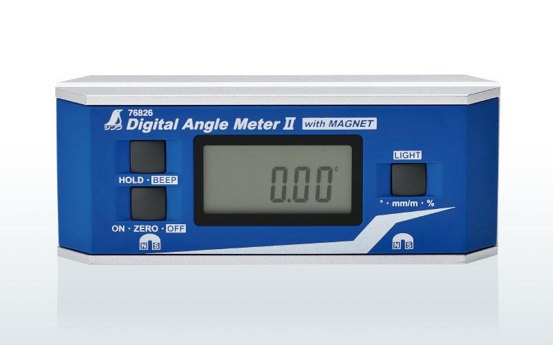 デジタルアングルメーター